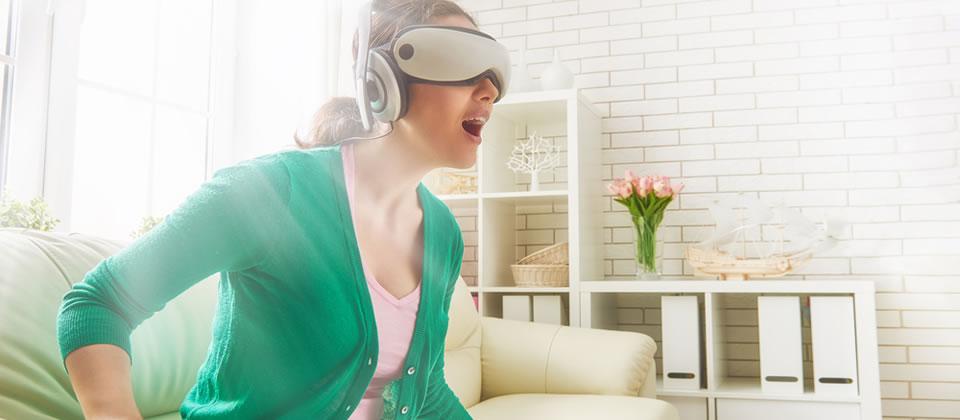 Realidade virtual melhora processo de compra de imóveis na planta