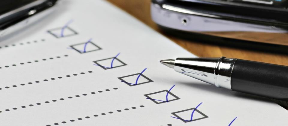 Checklist imobiliário: o que não pode faltar no seu anúncio