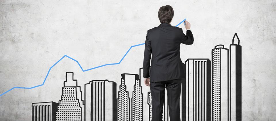 Mercado imobiliário deve crescer de 10% a 15% em 2019