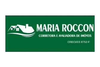 Logo - Maria Roccon Corretora de Imóveis